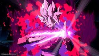 DBFZ - Goku Black 100% Combo (No DHC)
