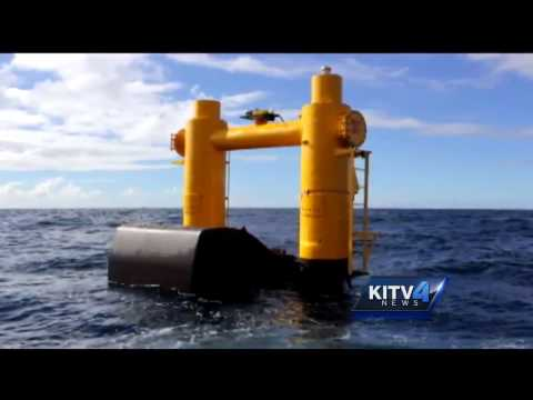 Could Kaneohe waters be a new power source for Oahu?