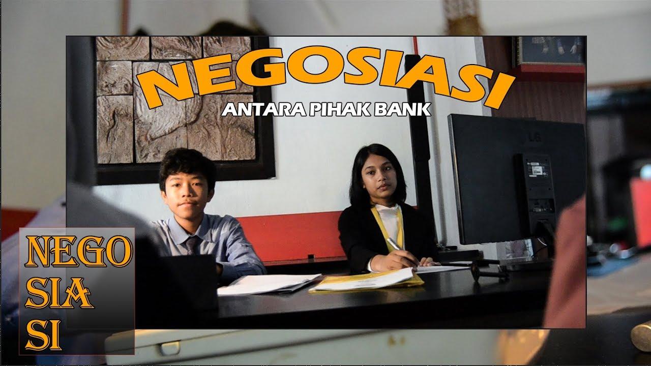 Negosiasi SMAN 46 JAKARTA- Pinjam Uang Bank untuk Modal ...