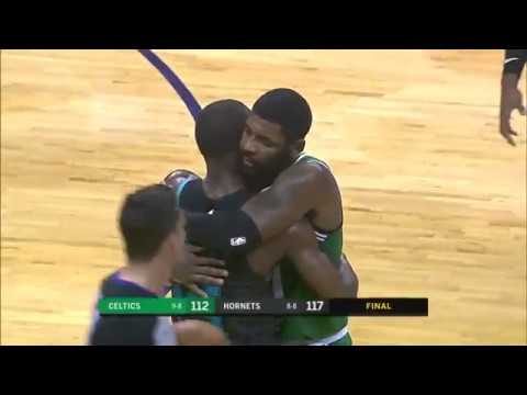 Boston Celtics vs Charlotte Hornets | November 19, 2018