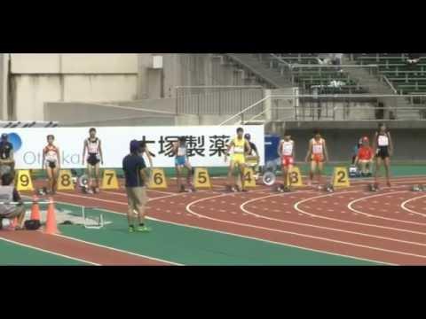 第20回全日本中学校陸上競技選手...