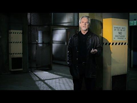 Trevor Eve describes the fierce Roach - The Interceptor - BBC One