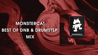 Best of DnB &amp Drumstep Mix [Monstercat Release]