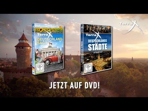 TerraX - Deutschland-Saga & Deutsche Städte - Trailer  Deutsch/german