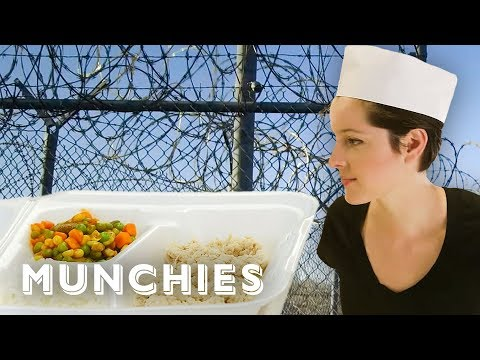 Inside Guantanamo Bay's Kitchen: The Politics of Food