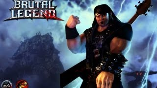 Brutal Legend - Gameplay Pc - Español - HD