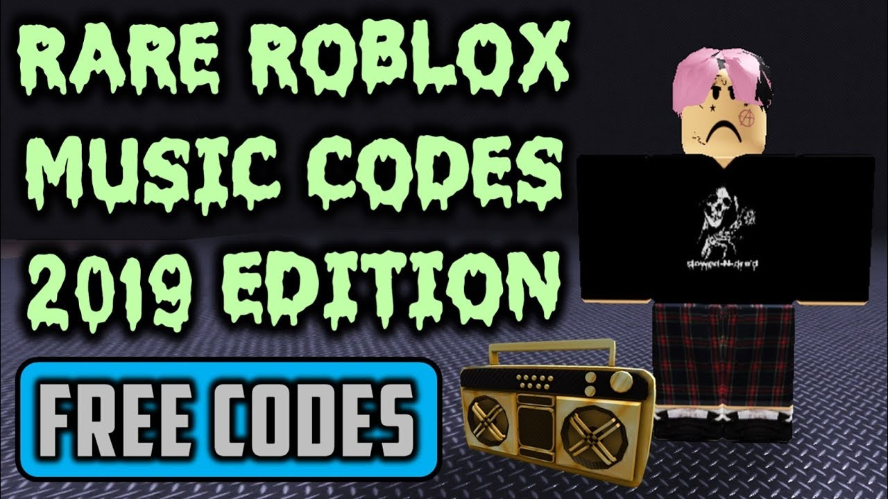 roblox codes music rare