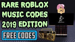 RARE Roblox Music Codes! 2019!