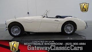 1960 Austin Healey 3000 Mk 1 Gateway Classic Cars of Scottsdale #66