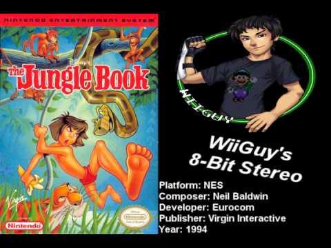 The Jungle Book (NES) Soundtrack - 8BitStereo