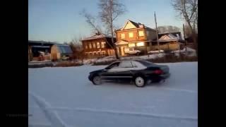 Скачать Audi A8 D2 Snow Drift Дрифт в снегу 4 2 подборка ABZ красивые девушки