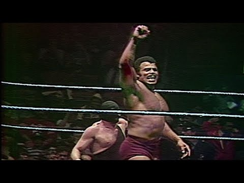 Rocky Johnson vs. The Black Demon: December 28, 1982