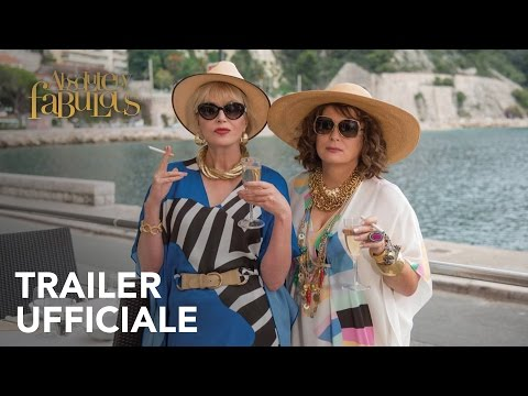Absolutely Fabulous | Il Trailer Ufficiale