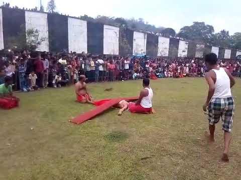 Lumding chorak Puja near bmb school