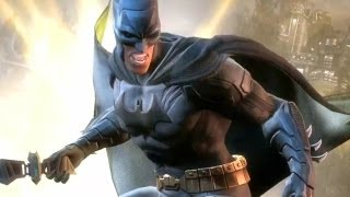 Бэтмен vs Флэш! Кто победит? Injustice Gods Among Us