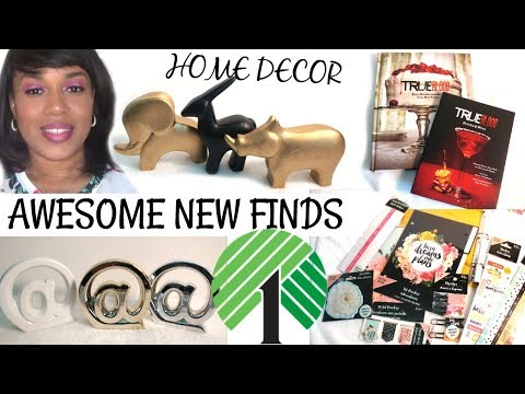 AMAZING DOLLAR TREE HAUL!!! NEW FINDS!!! PLANNER GOODIES & DECOR