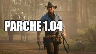 Red Dead Redemption 2 y Online –¿Qué incluye la actualización 1.04? Video