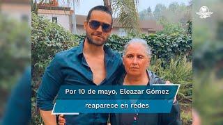 El actor recibió el apoyo de sus fans en su regreso a las redes a la vez que le pidieron que se porte bien como un regalo para su mamá