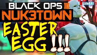 "Black Ops 3 NukeTown EASTER EGG ""WEEPING ANGELS"" Mannequin Freeze Easter Egg in Black Ops 3 Nuk3Town"