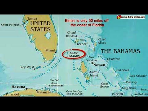 Bimini Bahamas By Boat - How To Make The Crossing
