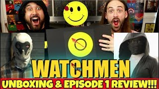 WATCHMEN (HBO) - Unboxing & Episode 1 REVIEW!!!