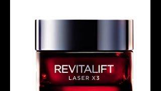 L'OREAL REVITALIFT LASER X3 (COSA NE PENSO)