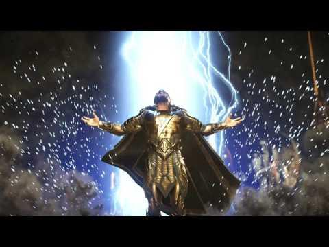 Injustice2: Dalpha (Scarecrow) Vs Dug12 (Adam/Flash)