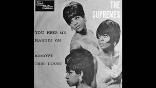 The Supremes - Remove This Doubt Resimi