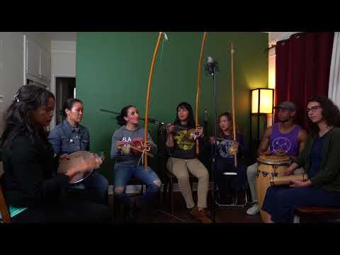 Capoeira Music Practice: Profa Minha Velha
