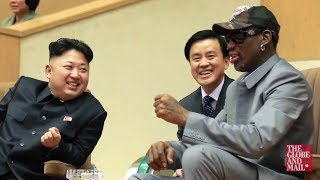 How did Dennis Rodman and North Korea's dictator become BFFs?