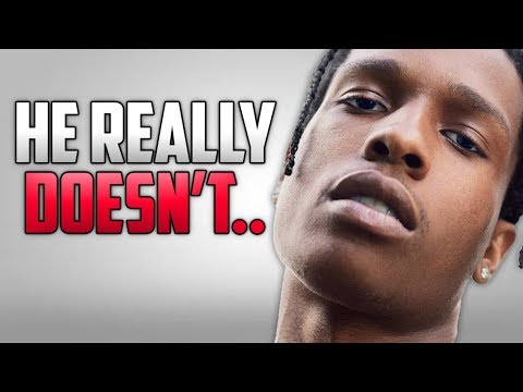 A$AP Rocky Doesn't Deserve This