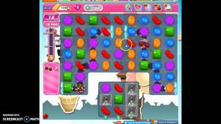 Candy Crush Level 708 help w/audio tips, hints, tricks