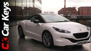 Peugeot RCZ R 2014 Videos