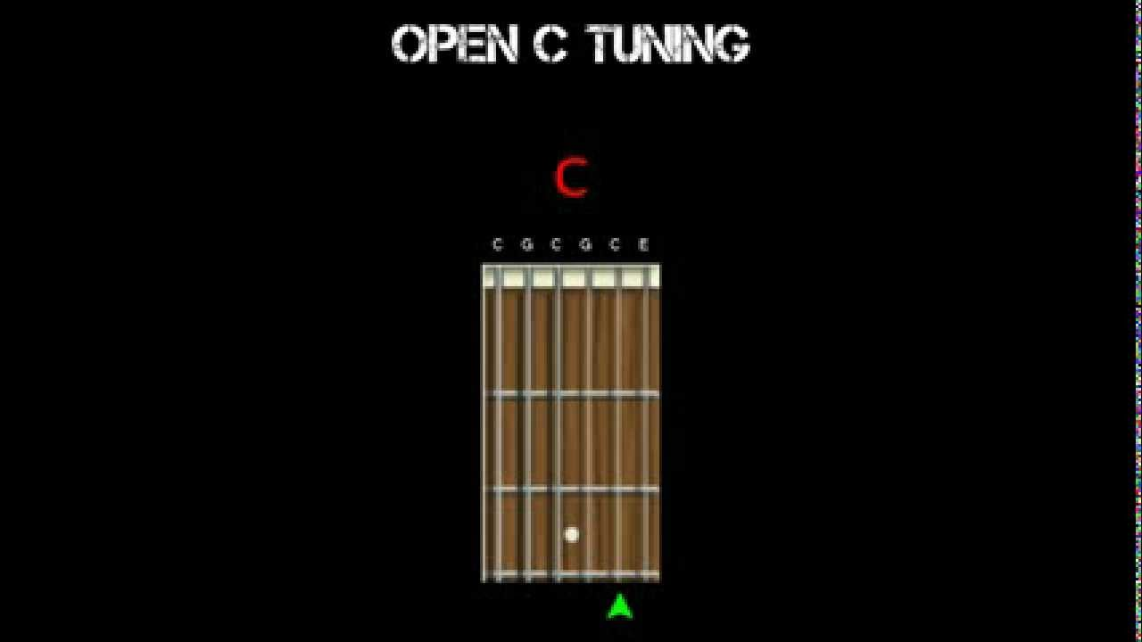 Open Guitar Tuner : guitar tuning open c youtube ~ Hamham.info Haus und Dekorationen