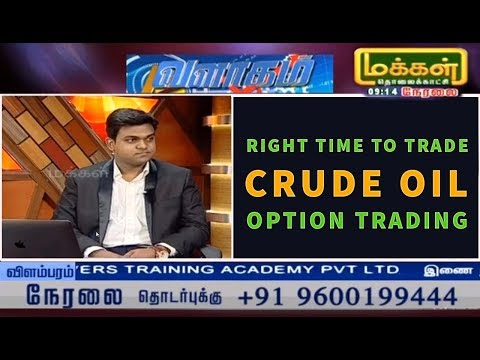 When Is The Right Time To Trade In Crude Oil Options