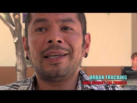 """Urban Fracking"" Fernando Christensen, Food & Water Watch"