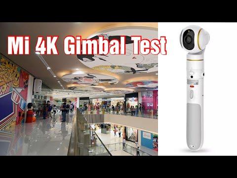 Фото MI 4K Drone Gimbal Indoor Outdoor Test | Xiaomi 4k