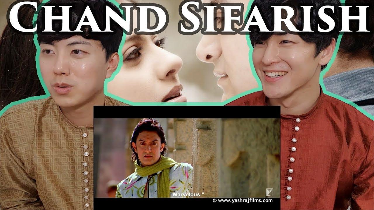 Chand Sifarish Reaction by Korean Dost | Fanaa | Aamir Khan | Kajol