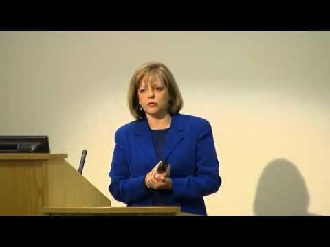 My Vision for Nursing - Presentation by Jane Cummings, Chief Nursing Officer NHS CBA