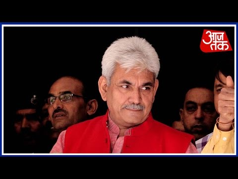 I Am Not In Any Race For UP Chief Minister Post, Says BJP ledaer Manoj Sinha