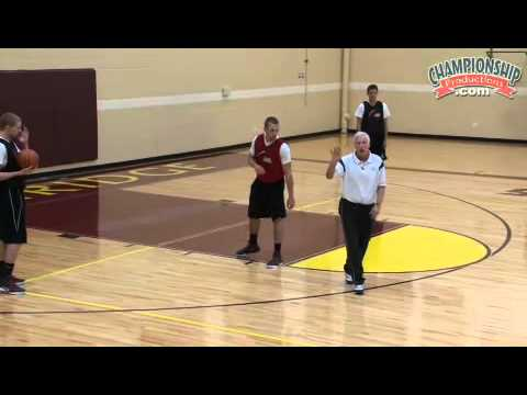 1-3-1 Half Court Pressure Defense