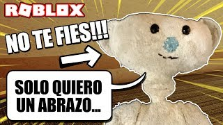 SE VEDI QUESTO BEAR IN ROBLOX NON GET CLOSE! 🐻 - BEAR - ROBLOX