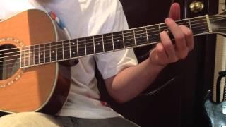 Limp Bizkit (The Who) - Behind Blue Eyes Урок,Lesson Часть 1 - YouRock