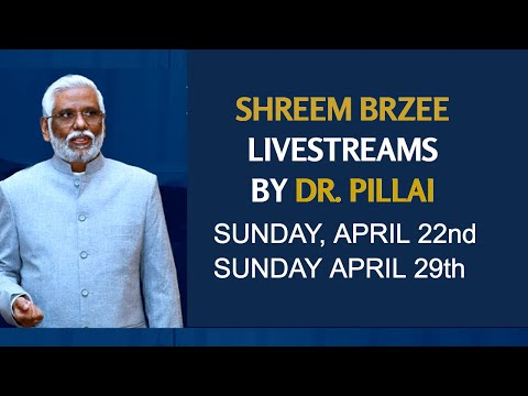 Upcoming Live Shreem Brzee Wealth Workshop With Dr. Pillai