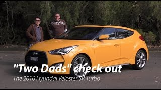 2016 Hyundai Veloster SR Turbo Review Two Dads from BRRRRM Australia