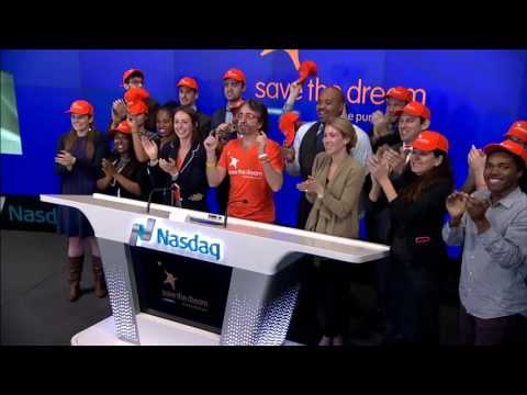 Save the Dream at Nasdaq Closing Bell