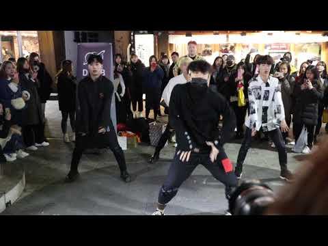DOB Busking NCT - Regular Fancam