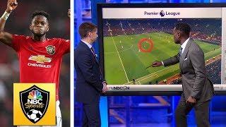 Man United do league double v. Man City  | Premier League Tactics Session | NBC Sports