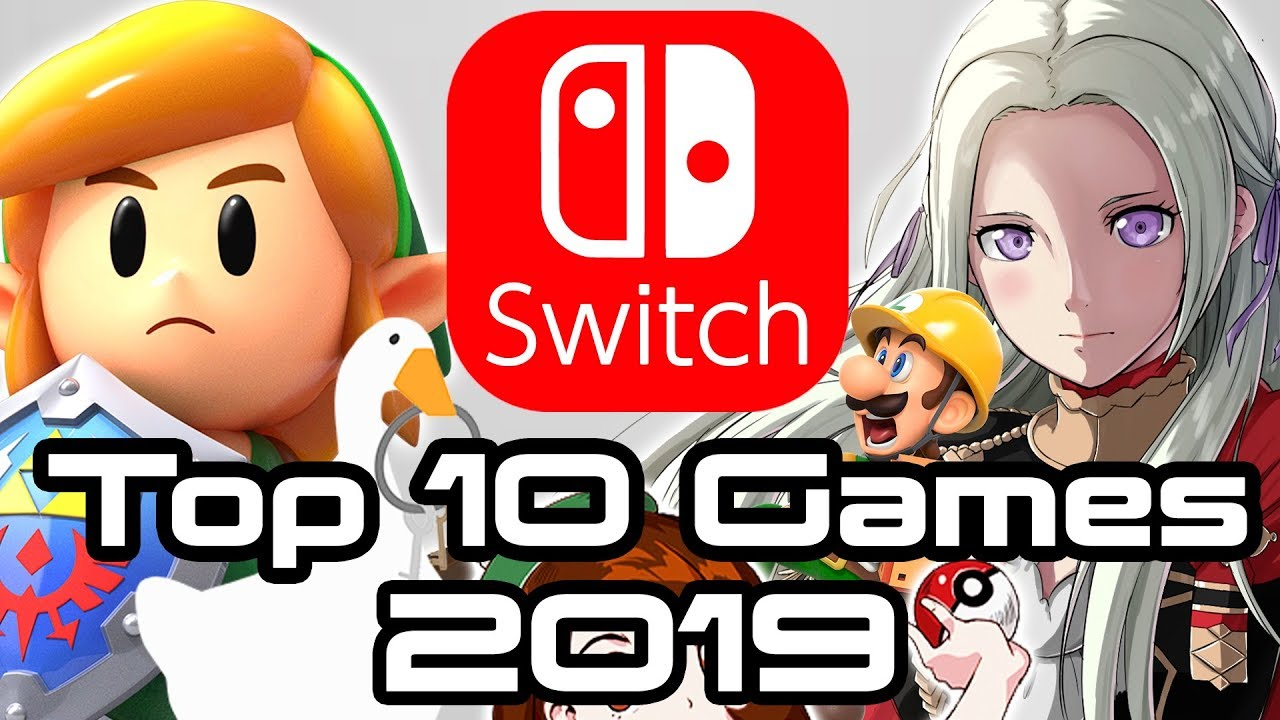 Top 10 Nintendo Switch Games of 2019!