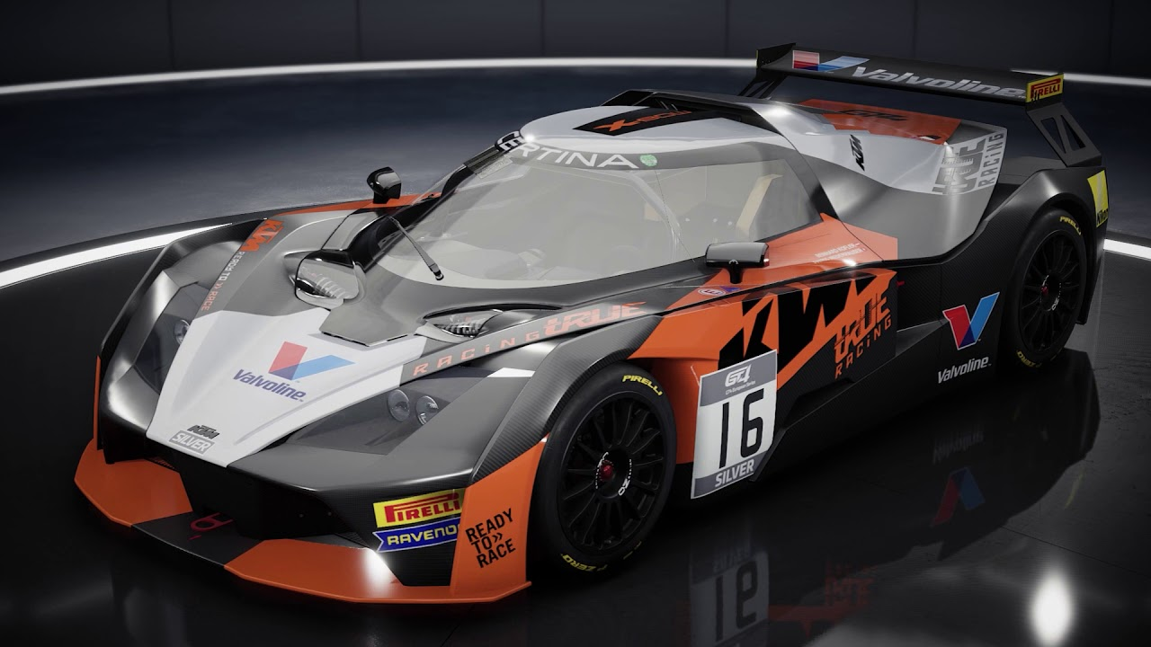 Assetto Corsa Competizione GT4 Pack DLC: Introducing the KTM X-Bow GT4